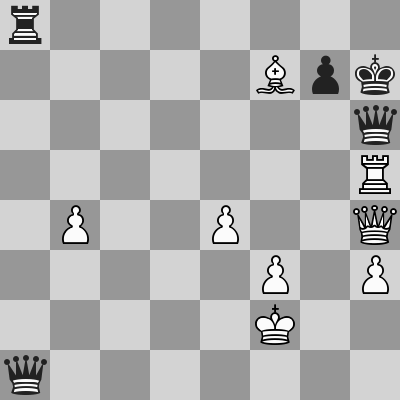 Candidates 2018 - R12, Mamedyarov-Ding Liren dopo 43. Th5