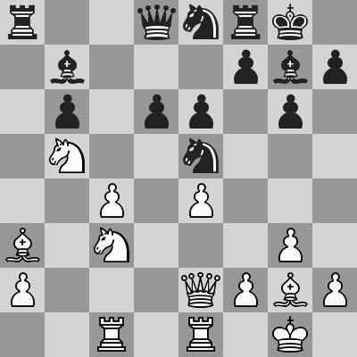 Candidates 2018 - R13, Ding Liren-Kramnik dopo 18. Cdxb5