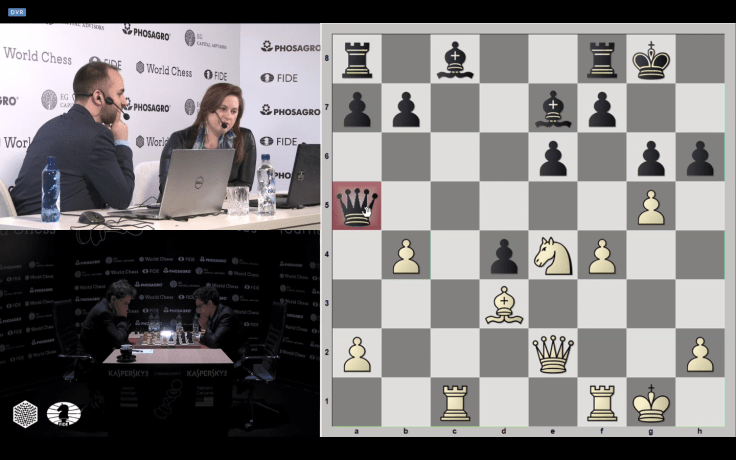 Candidates 2018 - R7, Streaming