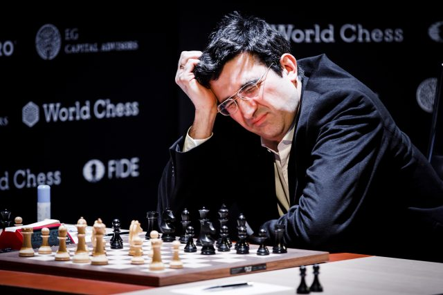 Candidates 2018 - R8, Kramnik