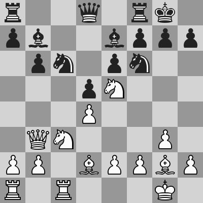 Candidates 2018 - R9, Caruana-Ding Liren dopo 12. ... Cc6
