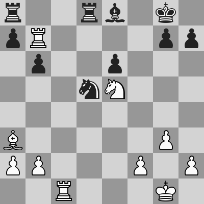 Candidates 2018 - R9, Caruana-Ding Liren dopo 24. ... Ae8