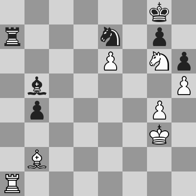 Candidates 2018 - R9, Caruana-Ding Liren dopo 59. Ta1!!