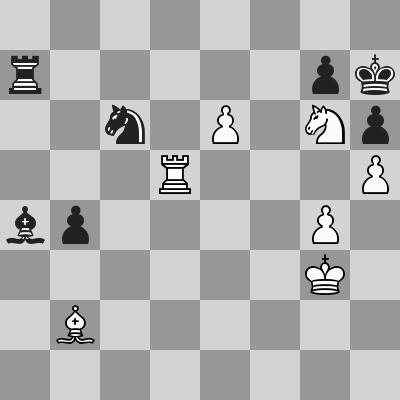 Candidates 2018 - R9, Caruana-Ding Liren dopo 61. ... Aa4