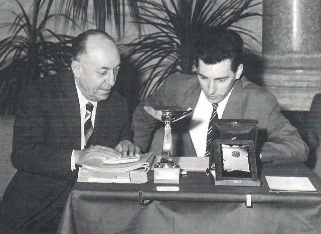 POZZI e FERRANTES 1969