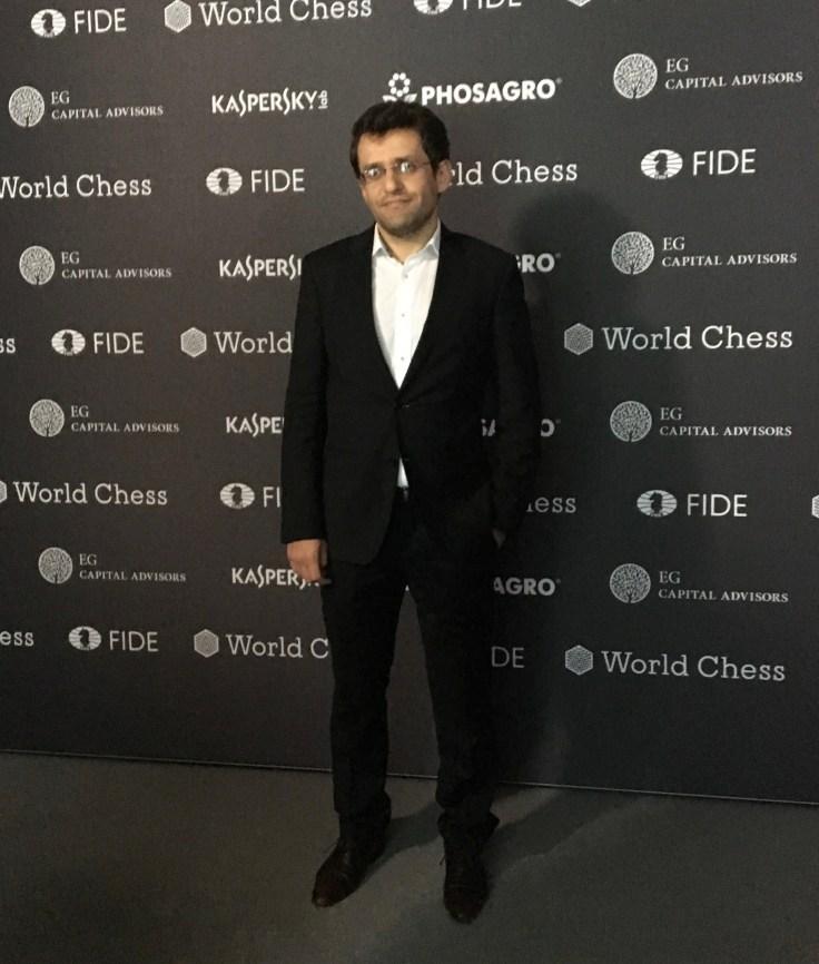 Candidates 2018 - Aronian