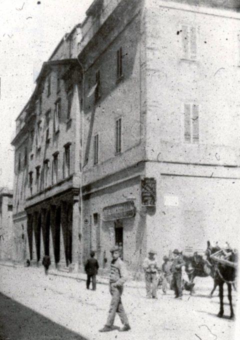 Livorno Teatro Torneo 1878