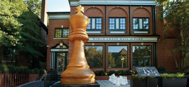 Saint Louis - Chess Hall of Fame