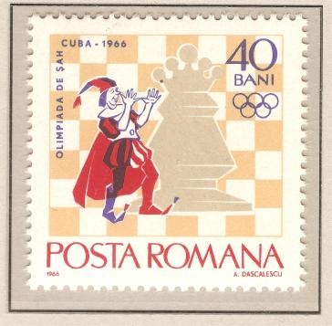 115 - Ajedrez-Chess Tomo-Volume I - Romania - 1966 - 2