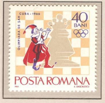 115 - Ajedrez-Chess Tomo-Volume I - Romania - 1966 - 2