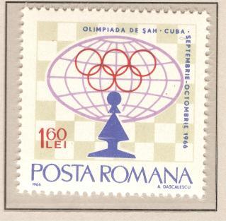 118 - Ajedrez-Chess Tomo-Volume I - Romania - 1966 - 5