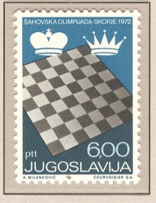 206 - Ajedrez-Chess Tomo-Volume I - Iugoslavia - 1972 - 2