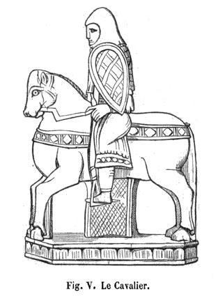 Charlemagne-Cavalier
