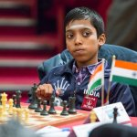 Giovani campioni a Mumbai