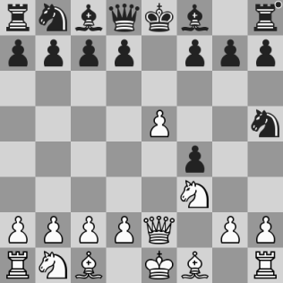 Gambetto di Re (Carlsen-Ding Liren)
