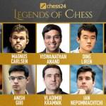 "Carlsen, Nepo, Giri e la ""leggenda"" Svidler alle semifinali"