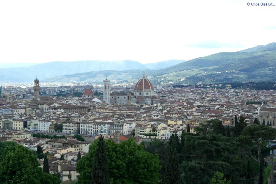 View from San Miniato al Monte