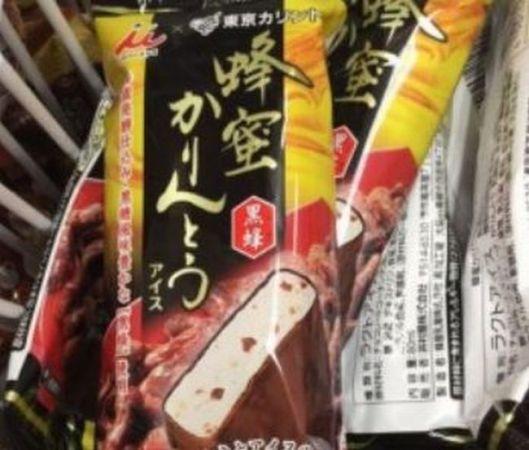 井村屋「蜂蜜かりんとうアイス」カロリーは?コンビニで買って食べてみた!