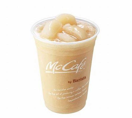 マックカフェ「桃のスムージー」カロリーは?店舗一覧は?限定販売期間はいつまで?