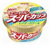 スーパーカップ「レアチーズケーキ」カロリーは?口コミで話題の商品を実際に食べてみた!