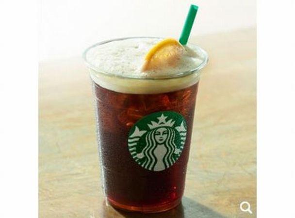 スタバ「シェイクンアイスバレンシアコーヒー」カロリーは?日替わりで味が変わる?口コミや味の感想は?