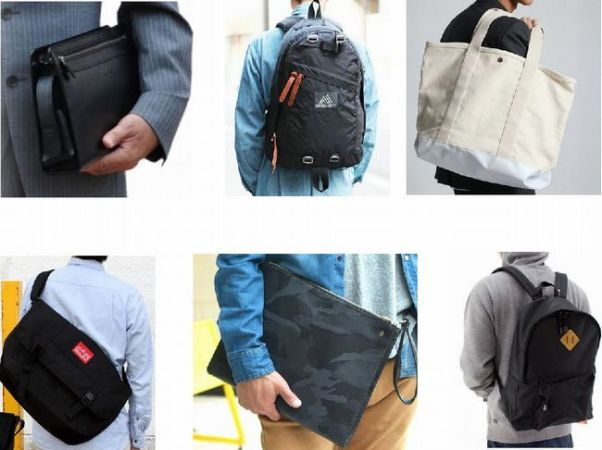 メンズバッグ人気の流行変遷│これから買う人にオススメの鞄はこれ!大学生必見
