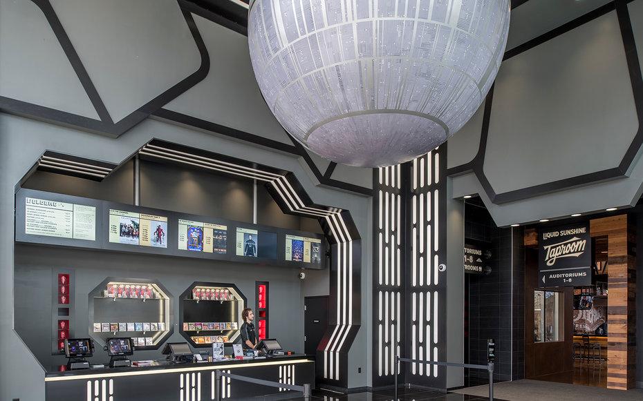 Diehards can watch Star Wars inside the Death Star  Gateway