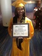 Graduate 2013 Kayla B.