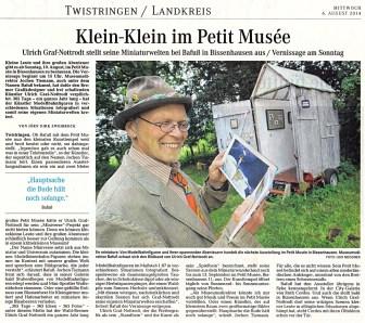 Syker Kurier – 06.08.2014