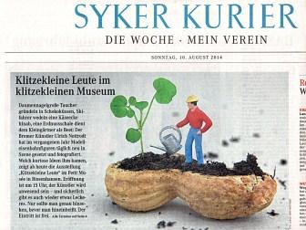 Syker Kurier – 10.08.2014