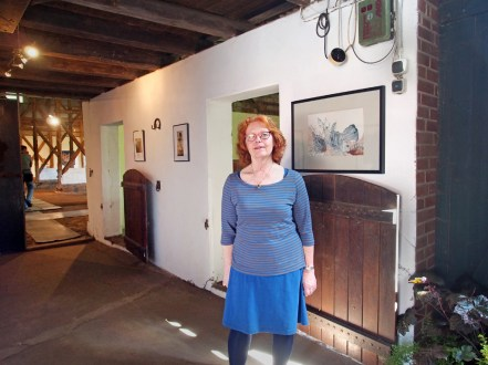 Karin Maria-Menk, Birkenhof