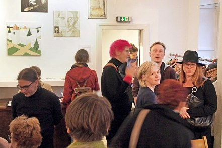 Kafka Vernissage