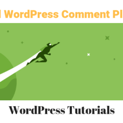 useful wordpress comment plugins