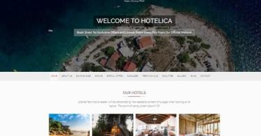 Free Hotel Wordpress Themes