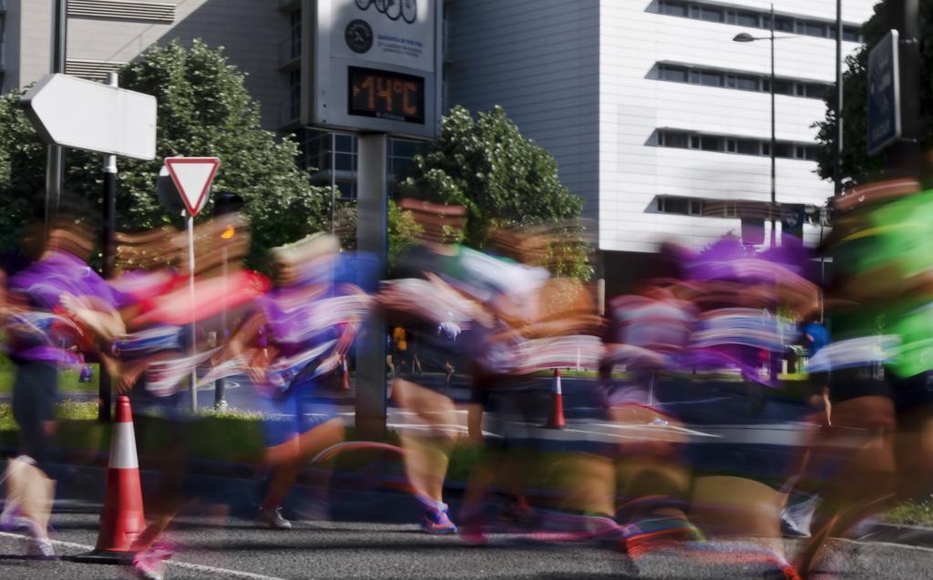 Maraton o medio