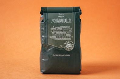 Guatemala Gesha-Honey Processed Coffee Bag (Back View)