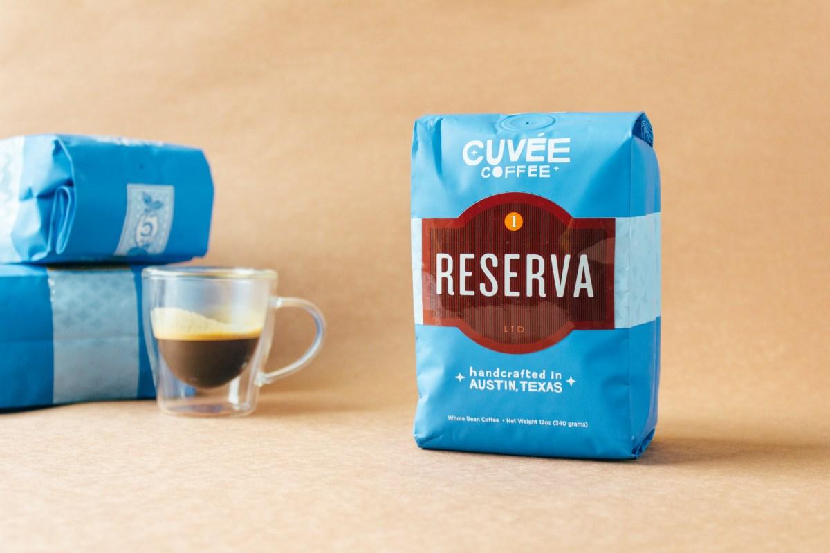 Cuvee Coffee bags