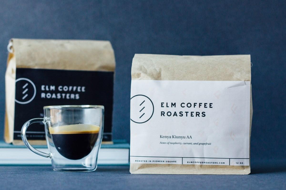 Elm Coffee bags & espresso
