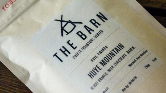 The Barn Huye Mountain bag
