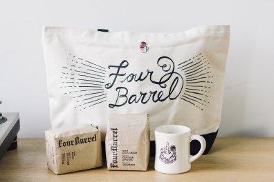 Four Barrel Coffee Set