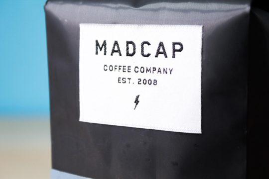 Madcap label