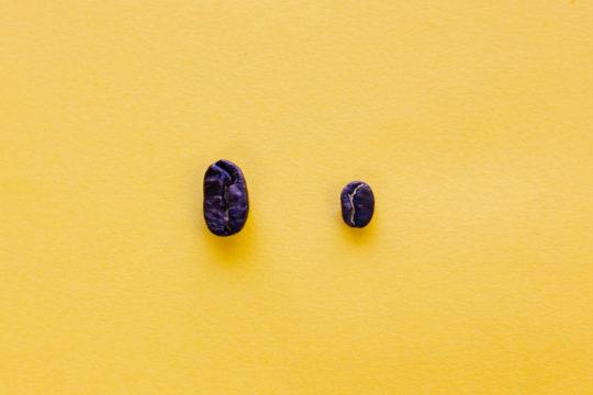 Starter coffee tequila coffee bean size