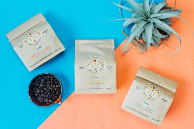 Lofted Coffee Roasters Two Colombias & Burundi