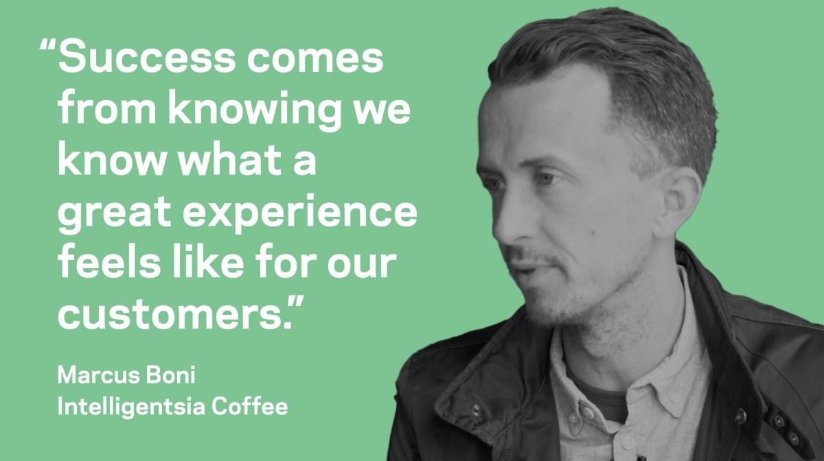 Marcus Boni quote on success