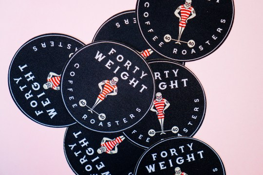 Forty Weight patches