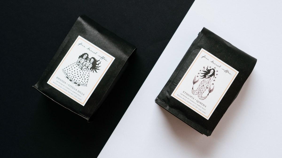 Isabella Dawid Wolf for Four Barrel Coffee