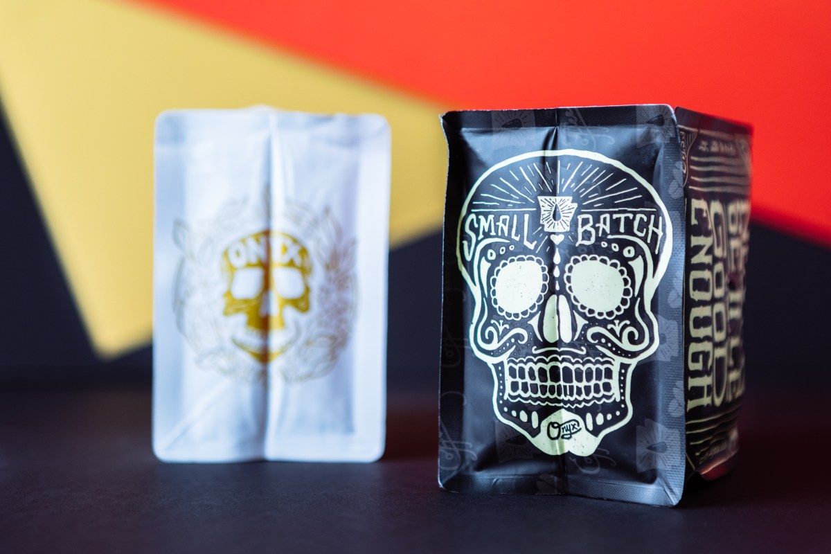 Onyx Coffee Lab packaging