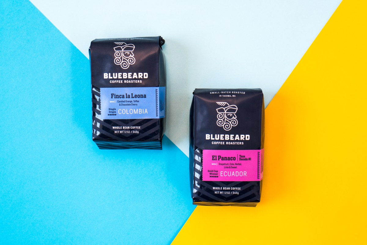 Bluebeard Packaging