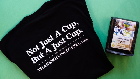 not just a cup, but a just cup
