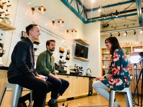 Kandace-talks-with-Coffee-Collective